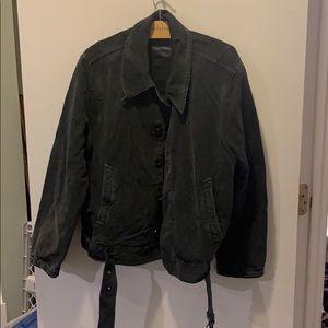 All saints jacket medium